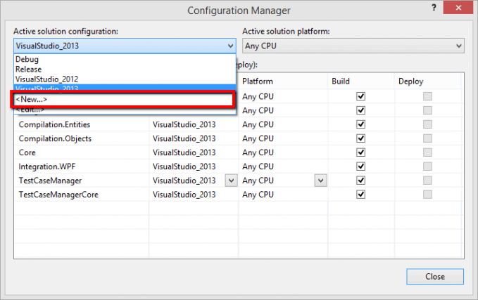 Specify Assembly References Based On Build Configuration