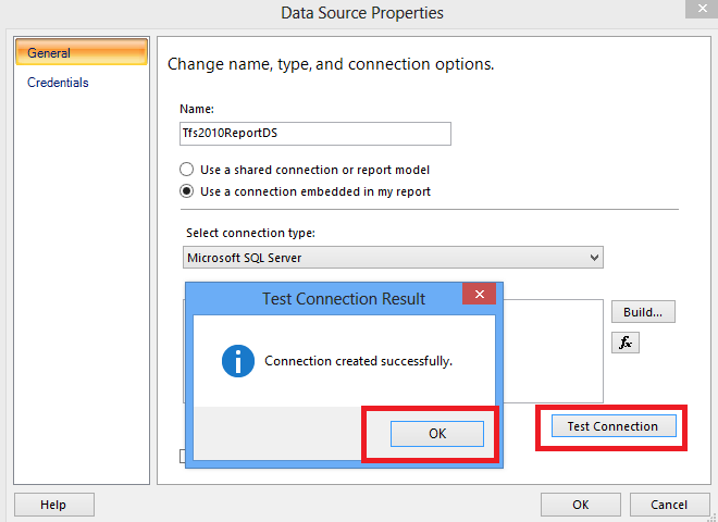 Test Cases Statistics with SSRS and TFS Data Warehouse