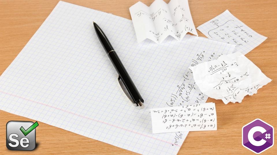 Most Exhaustive WebDriver Locators Cheat Sheet